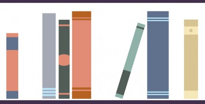 איור של ספרים