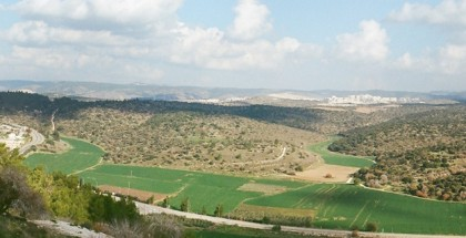 נופי ארץ ישראל