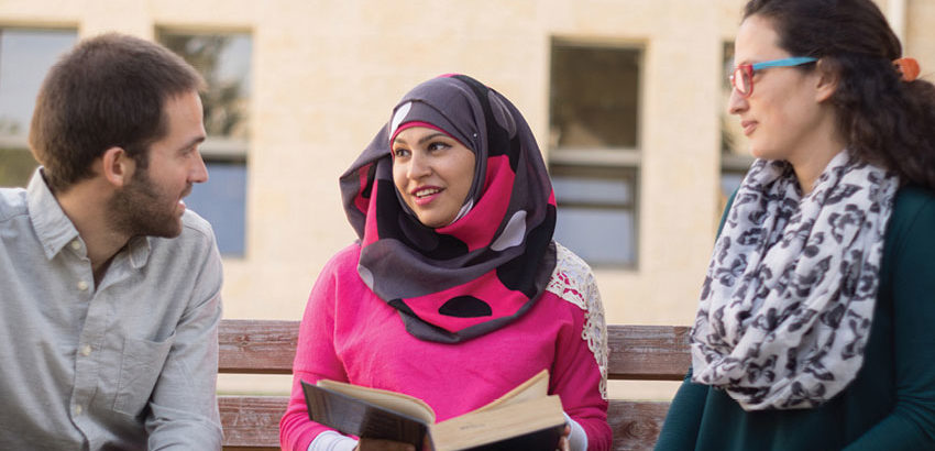 תכנית ההטמעה בערבית: כך באמת לומדים שפה