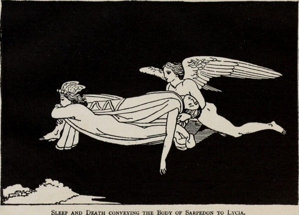 האלים ואנחנו - קריאה הומניסטית באיליאדה ובאודיסיאה